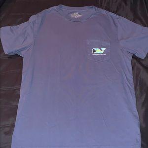 vineyard vines bahama flag t-shirt